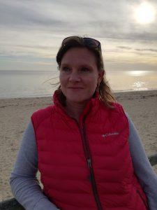 Sandrine Floquet, sophrologue dans le Morbihan